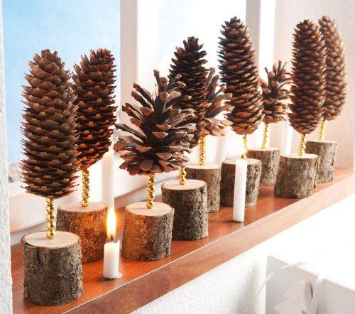 Ideen Aus Holz Zum Selber Machen Kreativ On Und Niedlich Weihnachtsdeko RuAway Com 5 Amocasio 6