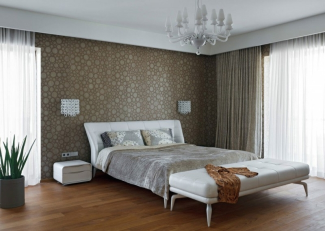 Ideen Für Schlafzimmer Großartig On Und Moderne Stilvoll Mit Designer Flair 5