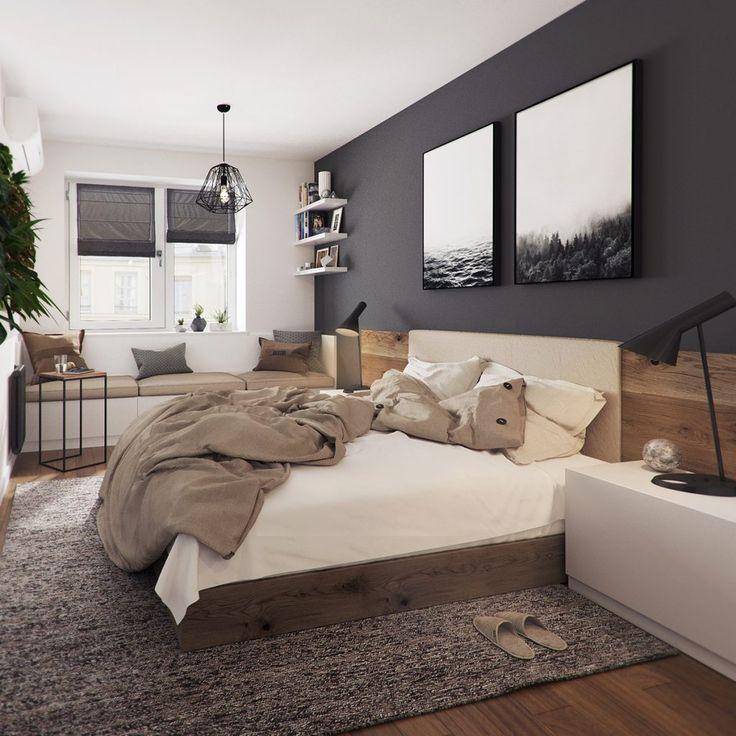 Ideen Für Schlafzimmer Zeitgenössisch On In Die Besten 25 Auf Pinterest 3