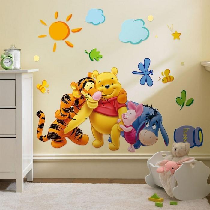 Ideen Für Wände Im Kinderzimmer Perfekt On In Bezug Auf Streichen Amocasio Com 3