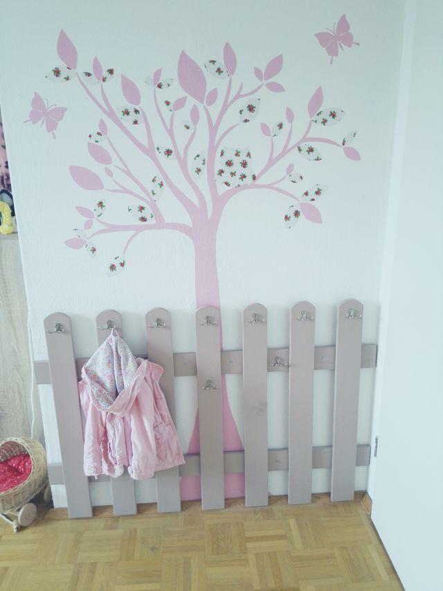Ideen Für Wände Im Kinderzimmer Wunderbar On Innerhalb Bescheiden Wandgestaltung Beispiele 2