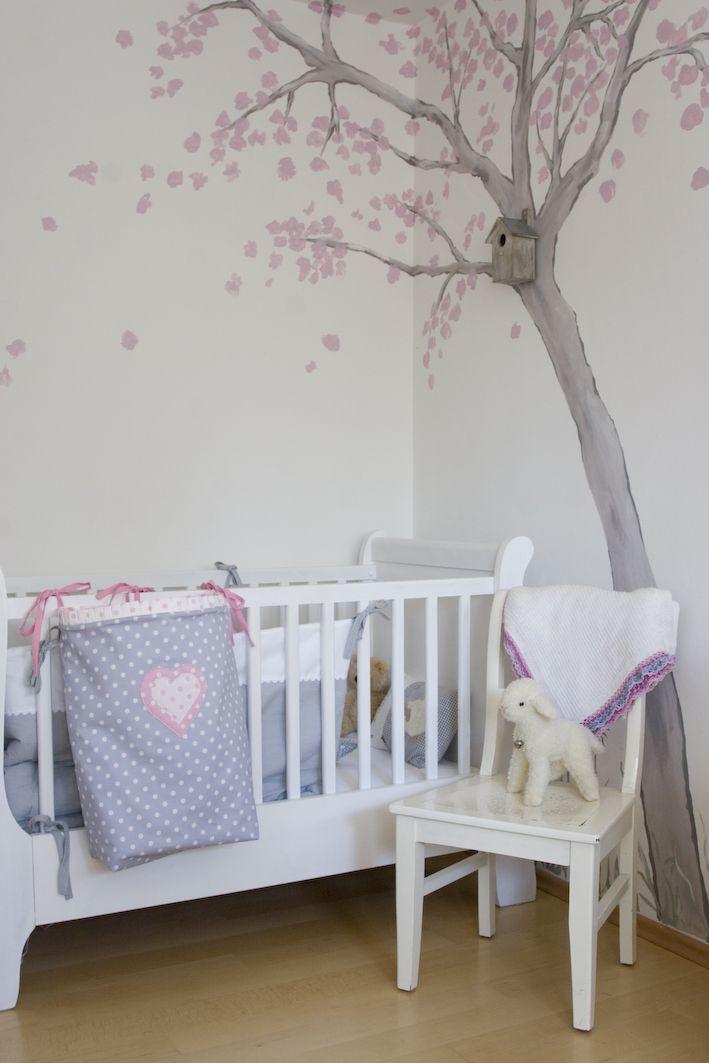Ideen Für Wände Im Kinderzimmer Zeitgenössisch On Auf Fein Babyzimmer Wand Mode 25 7