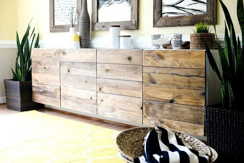 Ideen Möbel Selber Bauen Bescheiden On Mit Sideboard 49 DIY Und Anleitung 9