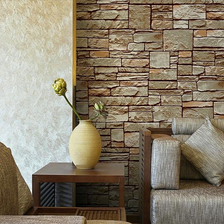 Ideen Steintapete Großartig On In Bezug Auf 93 Zur Wandgestaltung Mit Holz Stein Tapete Und Mehr 6