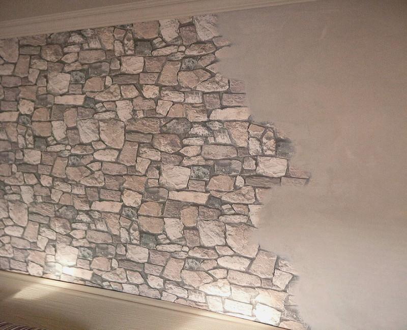 Ideen Steintapete Stilvoll On Und Elegant Wohnzimmer Klinkerwand Alex Books Com Haus Renovierung 2