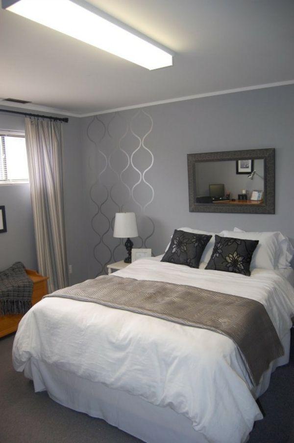 Ideen Wände Gestalten Schlafzimmer Erstaunlich On Für 20 Besten Streichen Tipps Tricks Bilder Auf Pinterest 9