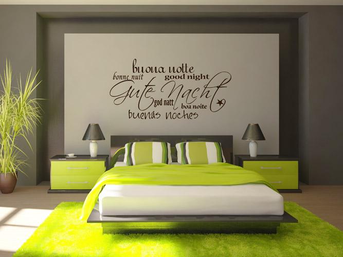 Ideen Wände Gestalten Schlafzimmer Exquisit On Und Wnde Design 7