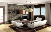 Ideen Wohnzimmerwand