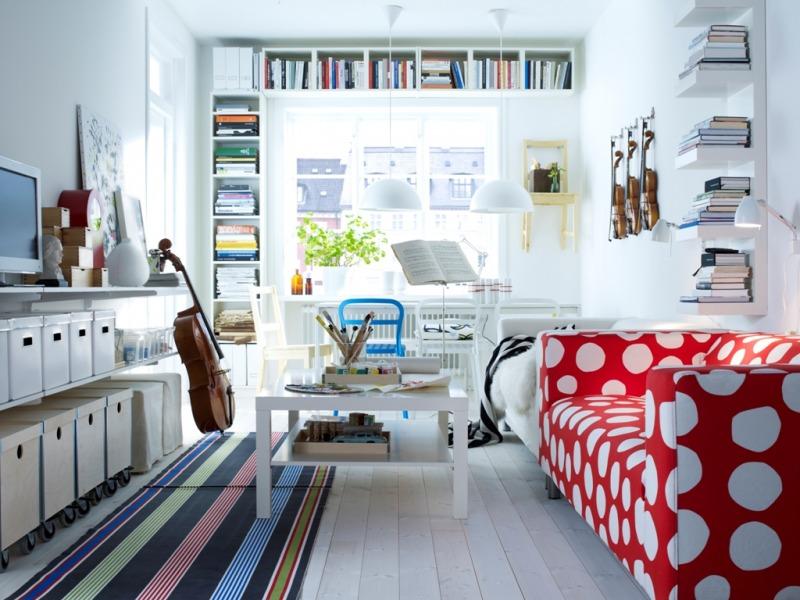 Ikea Einrichten Ideen Herrlich On Auf Hypnotisierend Kleines Zimmer 5