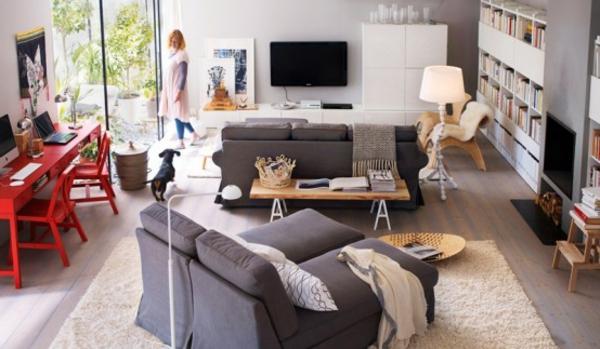 Ikea Ideen Wohnzimmer Einfach On Auf Formatzweck Beispiele 9
