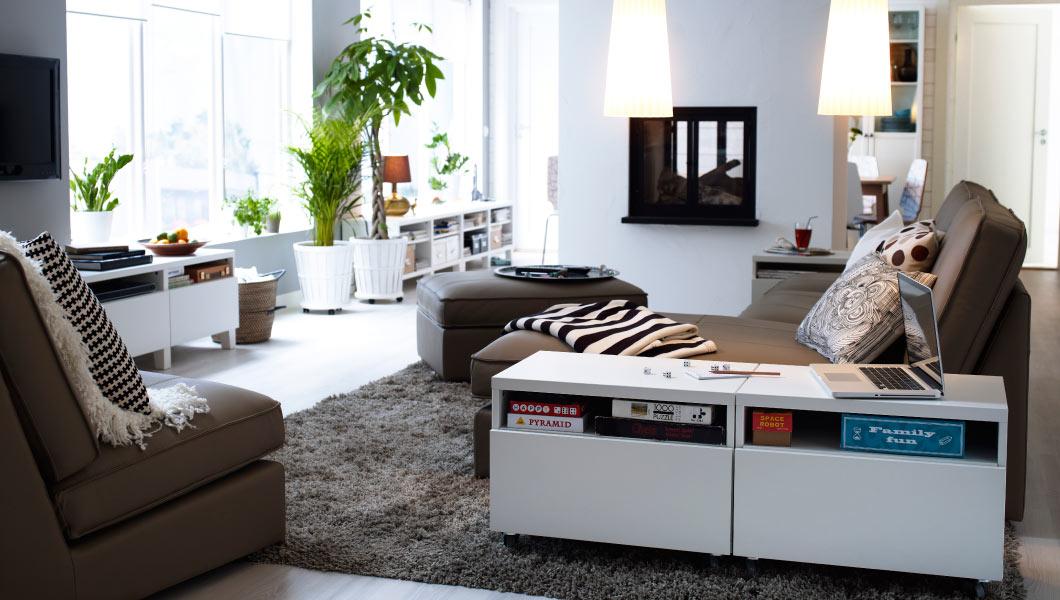 Ikea Ideen Wohnzimmer Modern On Innerhalb Inspiration IKEA 2