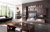 Wohnzimmergestaltung In Beige Braun