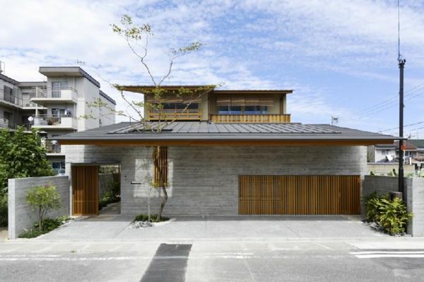 Japanische Häuser Einzigartig On Andere Beabsichtigt Haus Architektur Von TSC Architects 8