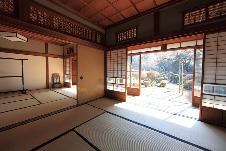 Japanische Häuser Erstaunlich On Andere Und Die Besonderheiten Der Japanischen Architektur 1