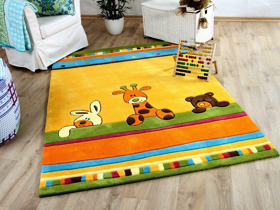 Kinder Teppich Beige Gelb Nett On überall Uncategorized Kleines Mit Lifestyle 4