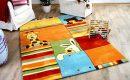 Kinder Teppich Beige Gelb Stilvoll On Und Uncategorized Schönes Lifestyle 2