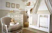 Kinderzimmer Beige
