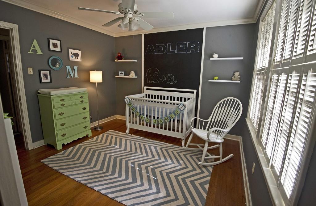 Kinderzimmer Braun Grün Herrlich On Beabsichtigt Grun Außerordentlich Babyzimmer Gestalten In 7