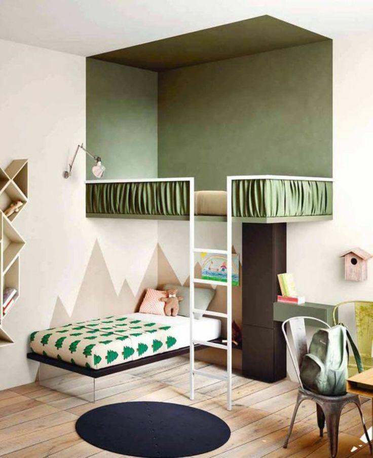 Kinderzimmer Braun Grün Imposing On Für Die Besten 25 Ideen Auf Pinterest 2
