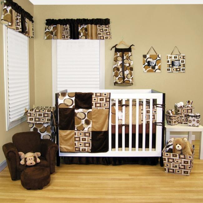 Kinderzimmer Braun Grün Unglaublich On In Wohnideen Für Babyzimmer Die Besten Interieur Designs 6