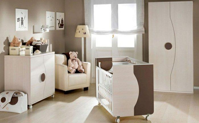Kinderzimmer Braun Interessant On Und Für Bescheiden Baby Beige Durch Robelaundry Com 5