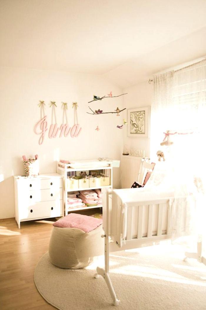 Kinderzimmer Einrichten Beige Rosa Fein On Innerhalb Baby Ideen Babyzimmer Madchen 3