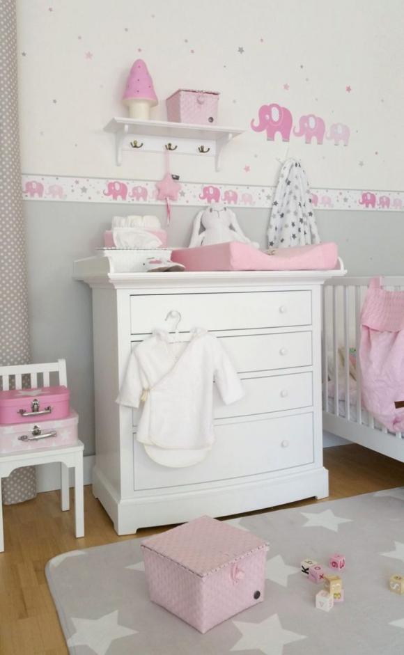 Kinderzimmer Einrichten Beige Rosa Perfekt On Auf Innenarchitektur Ehrfürchtiges Schlafzimmer Farben Wirkung Ideen 4