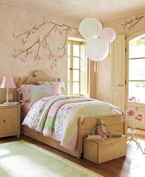 Kinderzimmer In Beige Rosa Charmant On Innerhalb Retro Haus Farben Zum Muster 3