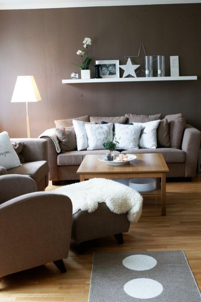 Klassik Wohnzimmer Braun Weiss Bemerkenswert On In Bezug Auf Die Besten 25 Sofa Grau Ideen Pinterest Couch 3