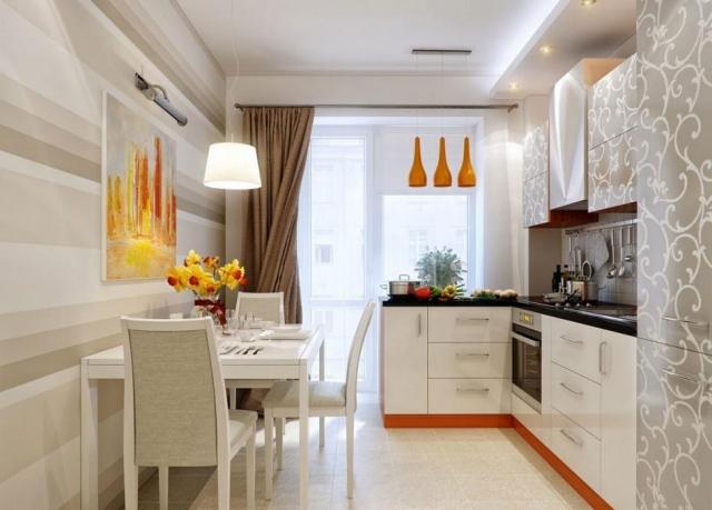 Kleine Küchen Ideen Einfach On In Bezug Auf Für Küche 25 Tolle Und Bilder 4