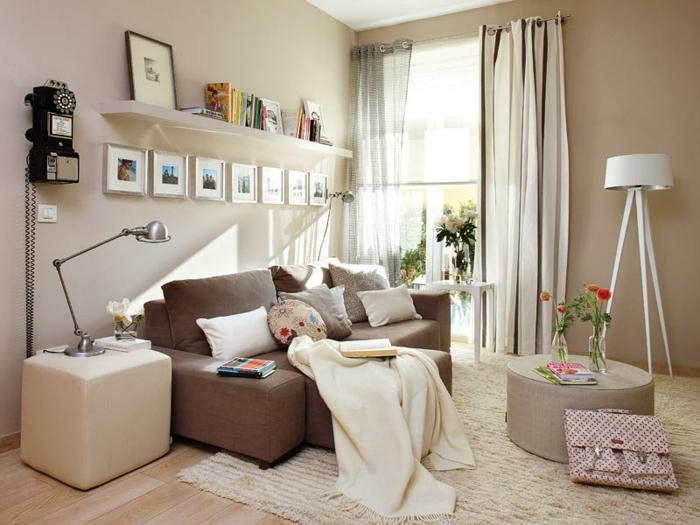 Kleines Wohnzimmer Einrichten Ausgezeichnet On Mit 57 Tolle Für 1