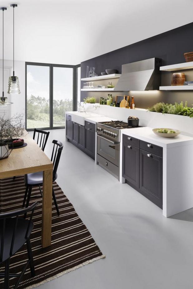 Kochinsel Weiss Oder Dunkel Stilvoll On Andere überall Wohndesign Luxuriös Einfach Cool 144 6