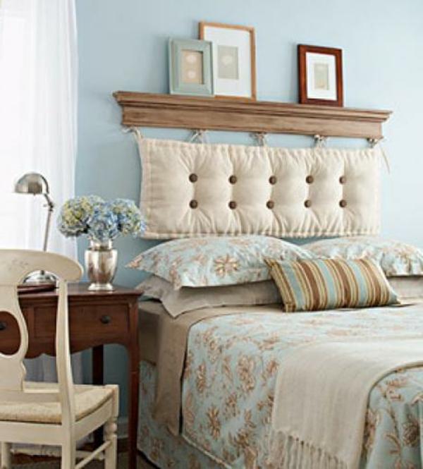 Kopfteil Bett Ideen Einzigartig On überall 1001 Coole Für Bettkopfteile 8