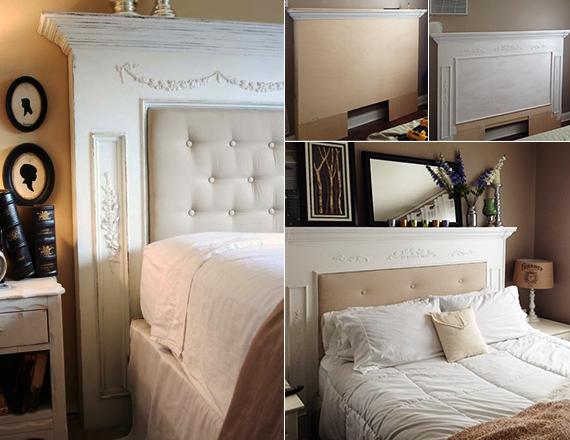 Kopfteil Bett Ideen Perfekt On Und 50 Schlafzimmer Für Selber Machen FresHouse 7