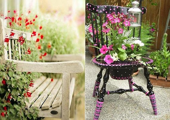 Kreative Ideen Glänzend On Mit 50 Für DIY Gartendeko Und Gartengestaltung FresHouse 9