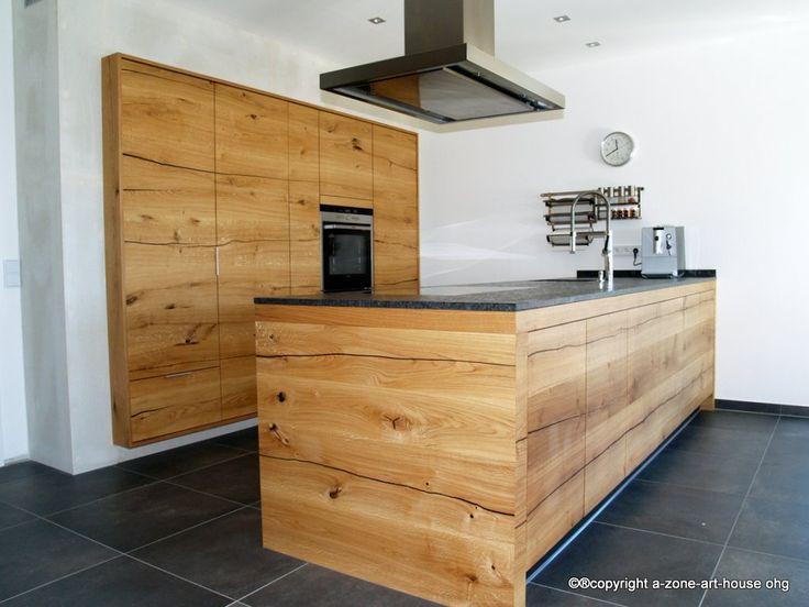 Küche Aus Eiche Modern Imposing On Und Kuche Www Sieuthigoi Com 3