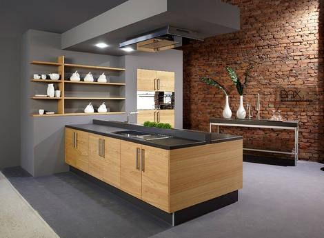 Küche Aus Eiche Modern Nett On Beabsichtigt Kuche Nummer Eins Designs Auf 8