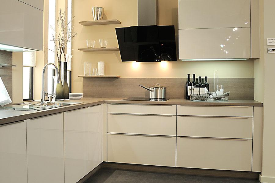 Küche Creme Modern