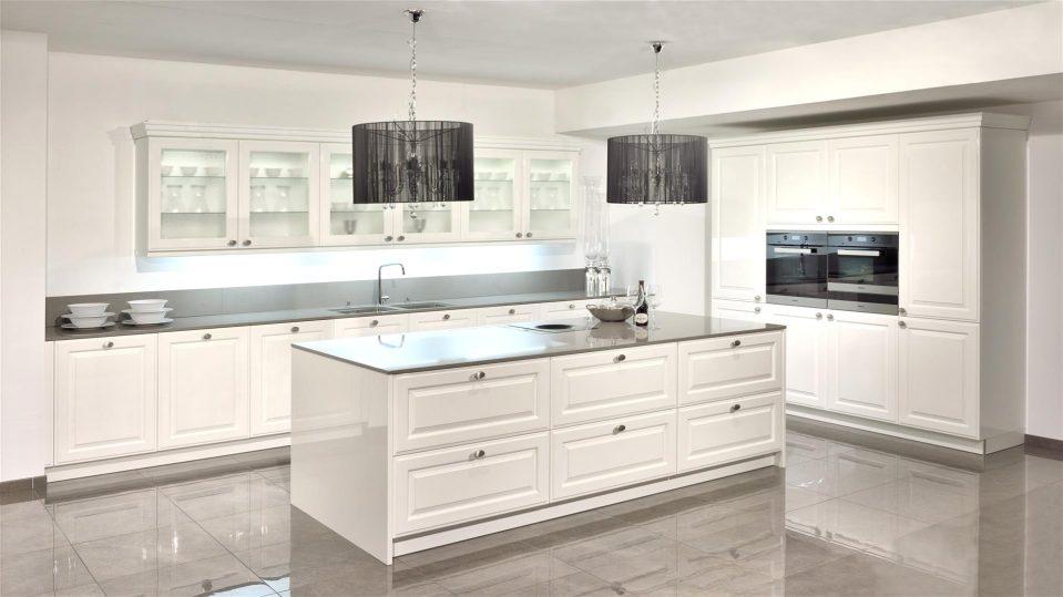 Küche Creme Modern Wunderbar On In Bezug Auf Uncategorized Kuche Uncategorizeds 4