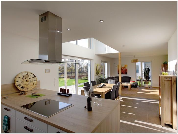 Küche Und Wohnzimmer In Einem Raum Modern Erstaunlich On Für Beautiful Offene Kuche Gallery Unintendedfarms 2