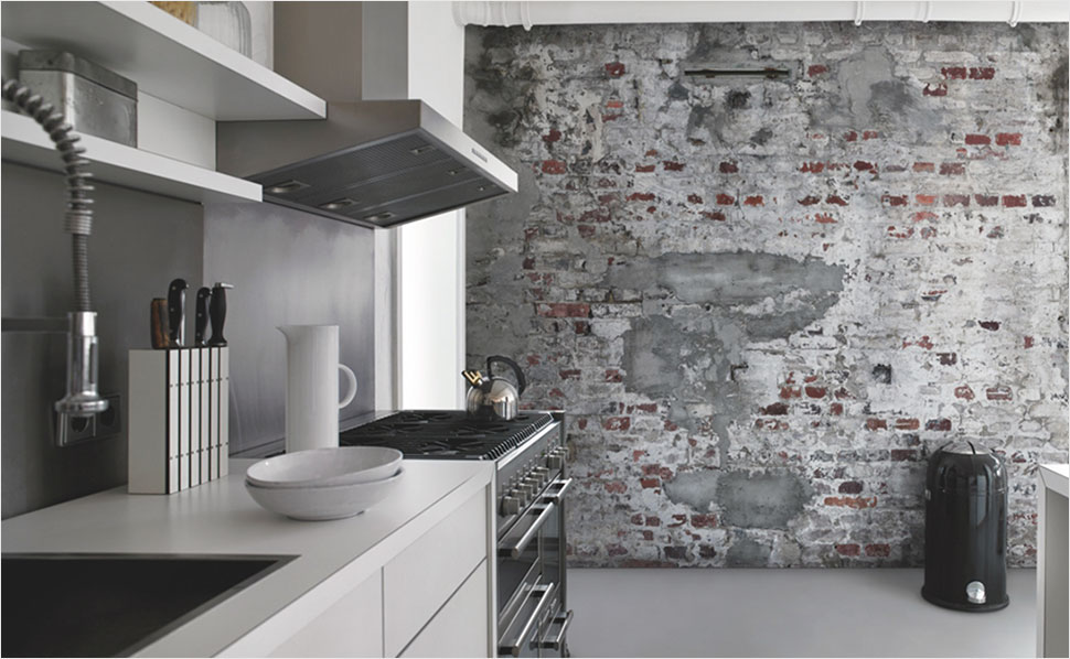 Küchen Tapeten Modern Fein On Auf Für Küche Und Esszimmer Bei HORNBACH 1