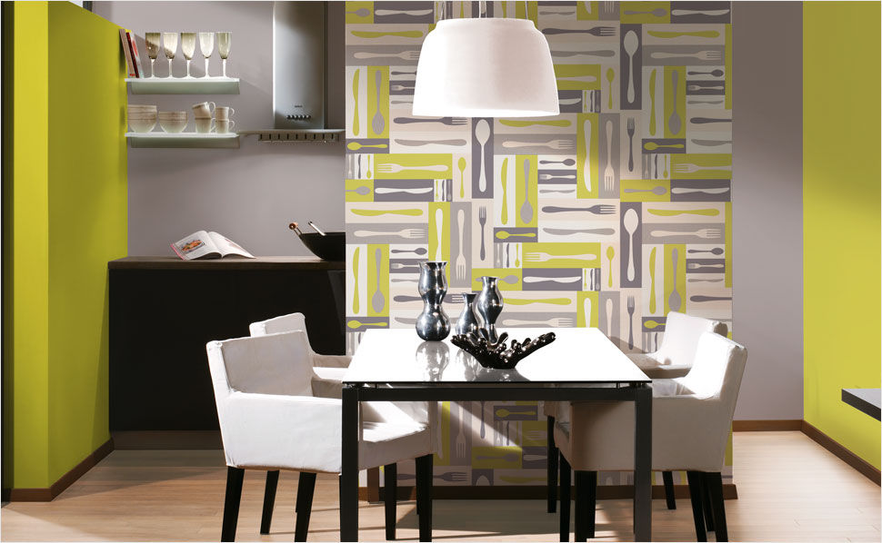 Küchen Tapeten Modern