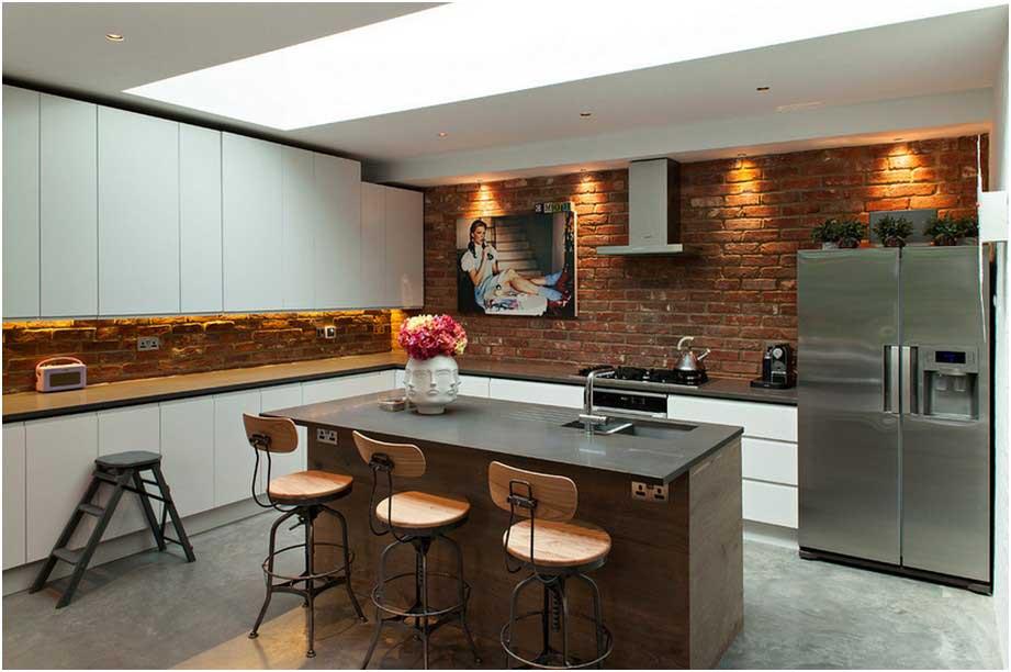 Küchenideen Glänzend On Ideen überall Stunning Moderne Küchen Photos Ideas Design 6