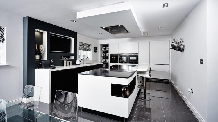 Küchenideen Kreativ On Ideen Beabsichtigt Küchen 2015 8 Beispiele Für Offene Gestaltung 2