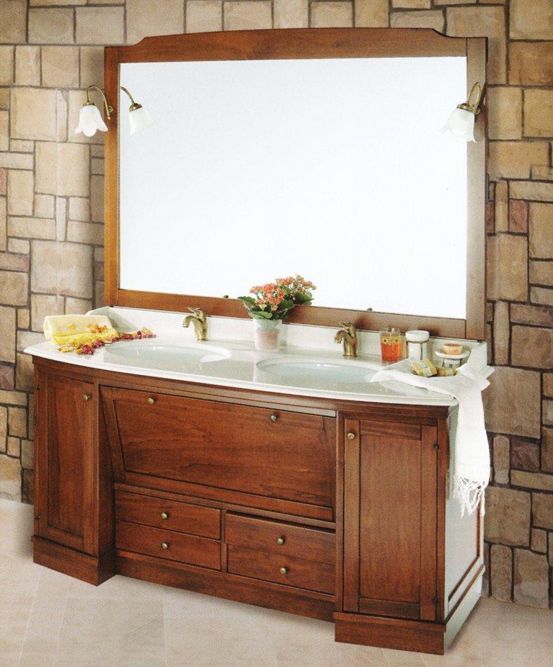 Landhaus Badezimmermöbel Charmant On Badezimmer überall Elisabetta Für Zwei Personen 828760 8