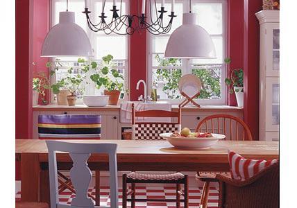 Landhaus Flair Kreativ On Andere In Bezug Auf Einrichten Mit Rot Gemütliches Bild 9 LIVING 2