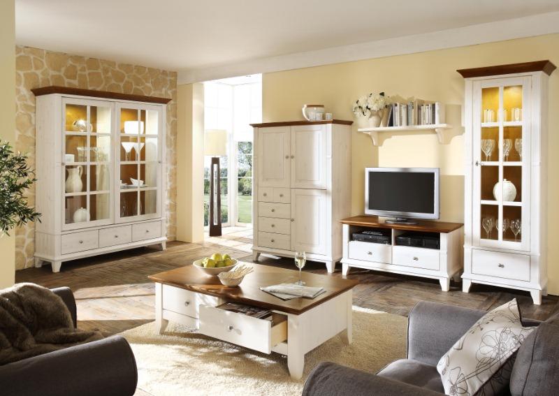Landhausstil Wohnzimmer Schön On Beabsichtigt Couch 2