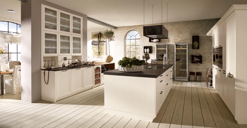Landhausstile Frisch On Andere Mit Küche Im Landhausstil Wohnland Breitwieser 4