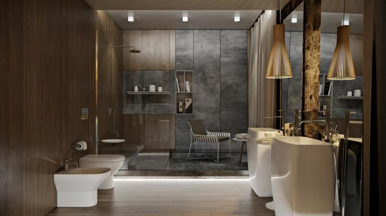 Luxus Badezimmer Exquisit On Beabsichtigt 6 Originelle Design Ideen Im Detail 2