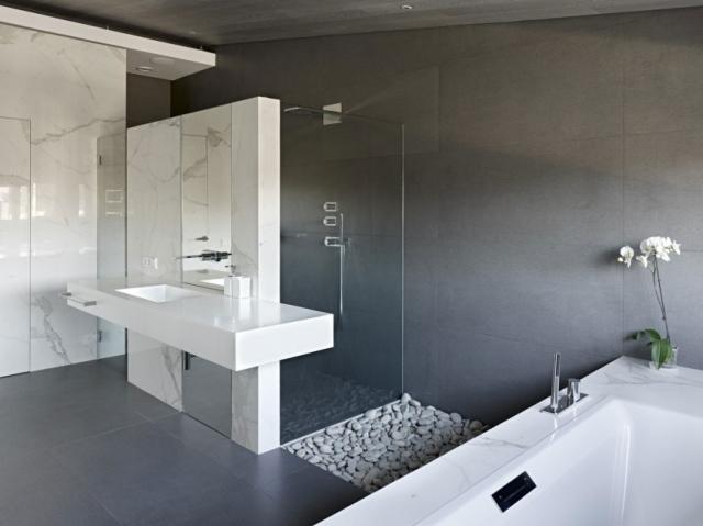 Luxus Badezimmer Grau